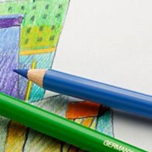 Crayon de couleur - le Polychromos
