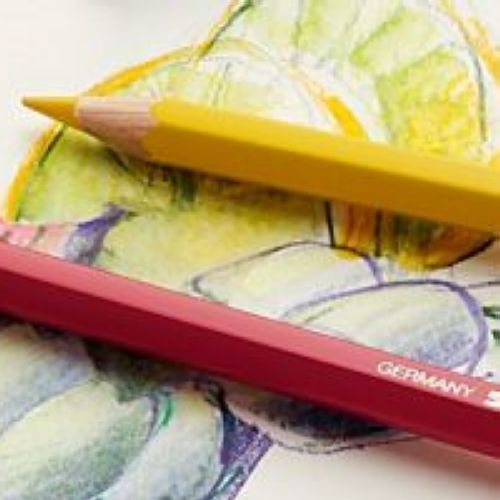 Crayons Aquarellable
