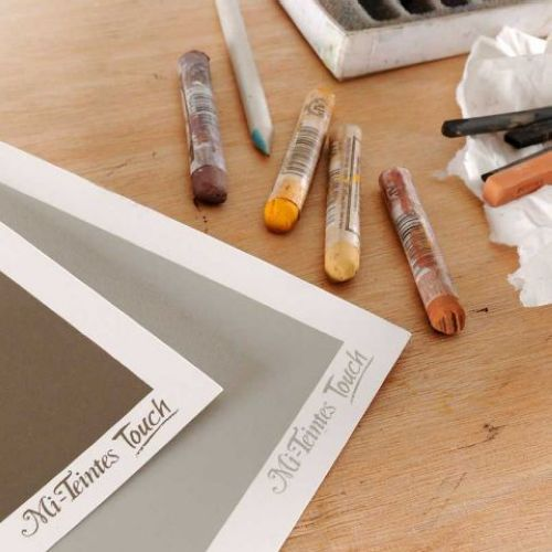Papier Pastel